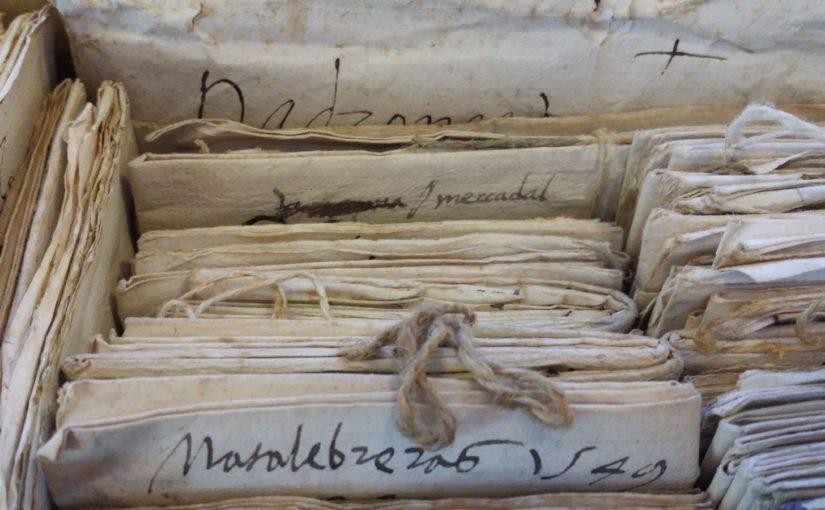 Los judíos de Ágreda – Visita a los archivos de Tarazona, Ágreda y Soria