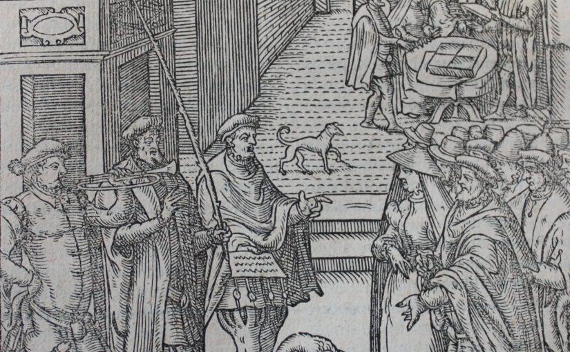 El libro de pregones: Städtische Verkündungen und öffentliche Kommunikation in Toledo am Übergang vom Mittelalter zur Frühen Neuzeit (1450–1518)